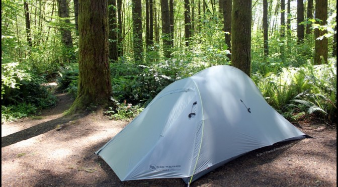 Big Agnes Fly Creek Platinum