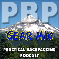 Backpacking Gear Mix