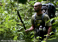 Walking the Amazon